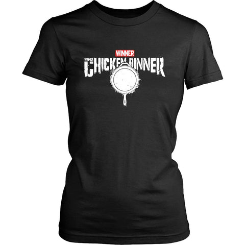 Winner Winner Chicken Dinner Pan Pubg Women'S T-Shirt