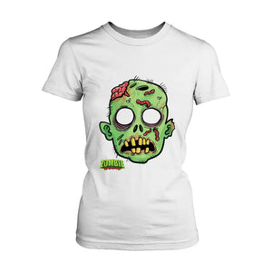 Zombie Invation Halloween Women's T-Shirt