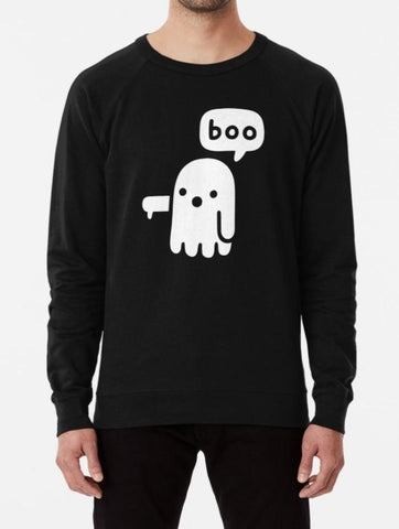 Ghost Of Disapproval Sweatshirt Sweater - Nuu Shirtz