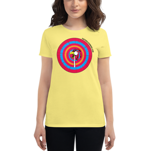 Women's Short Sleeve Fuster T-Shirt