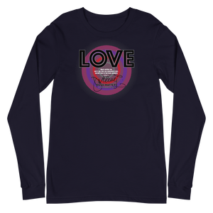 Darlene Love Unisex Long Sleeve Tee