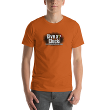 Load image into Gallery viewer, Give A Cluck Short-Sleeve Unisex T-Shirt