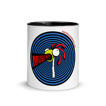 Load image into Gallery viewer, Bullseye Mug With Color Inside
