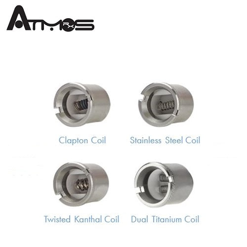 Atmos Greedy Replacement Coil 2 Pack