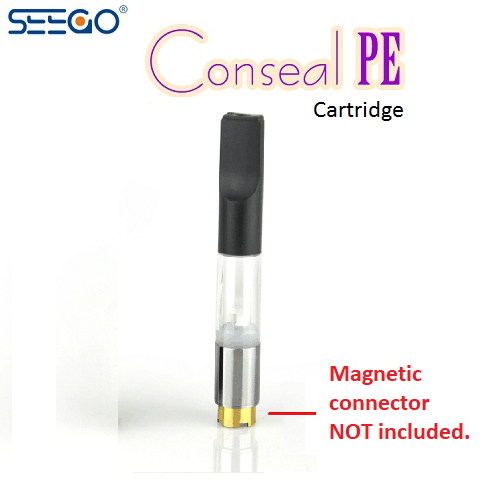 Seego Conseal PE Thick Oil Cartridges