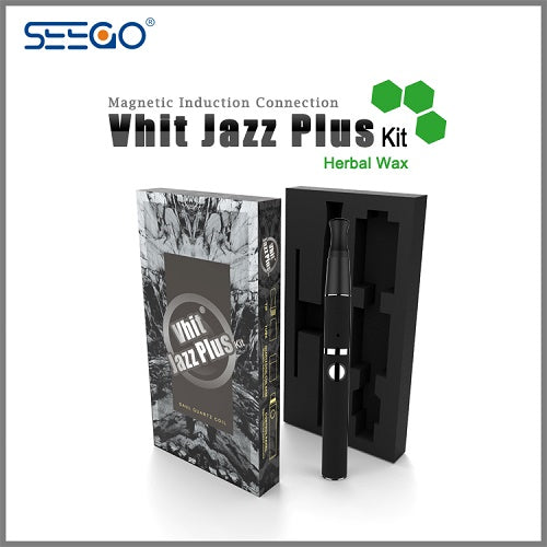 Seego V-Hit Jazz Plus Wax Pen Kit
