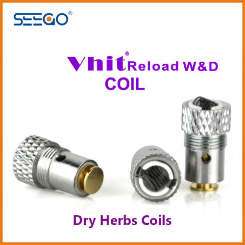 Seego V-Hit Reload W&D Replacement Coils