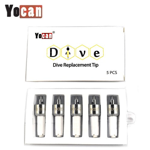 Dive Replacement Coils by Yocan