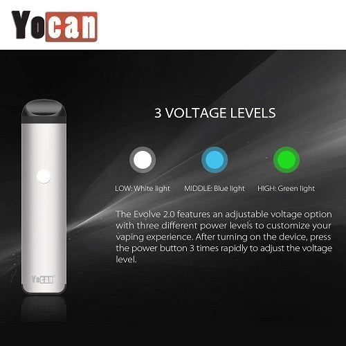 Yocan Evolve 2.0 Vape Pen Kit
