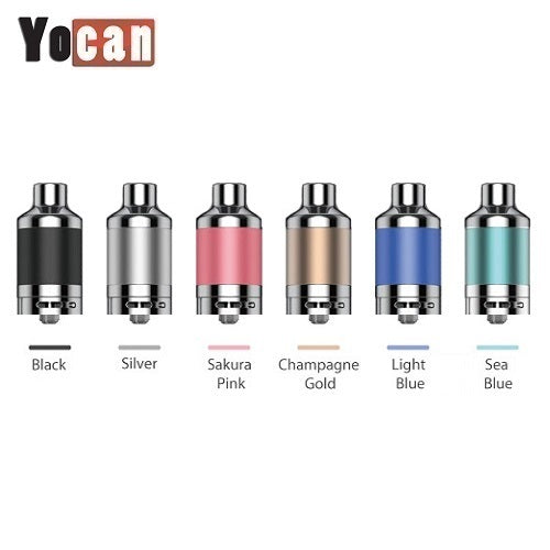 Yocan Evolve Plus XL QUAD Quartz Coil Wax Atomizer