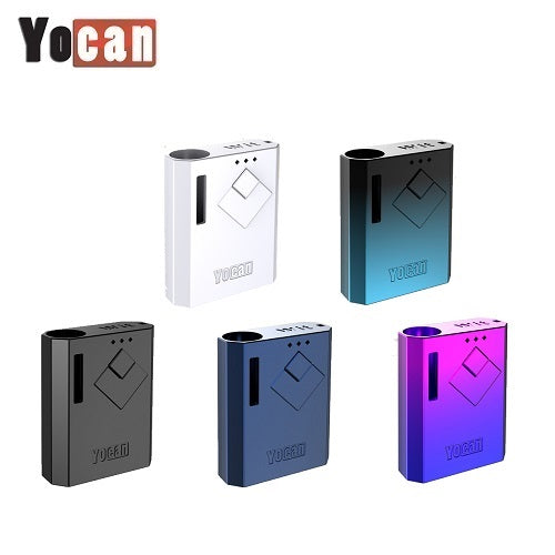 Yocan Wit Variable Voltage Preheat Cartridge Battery Mod
