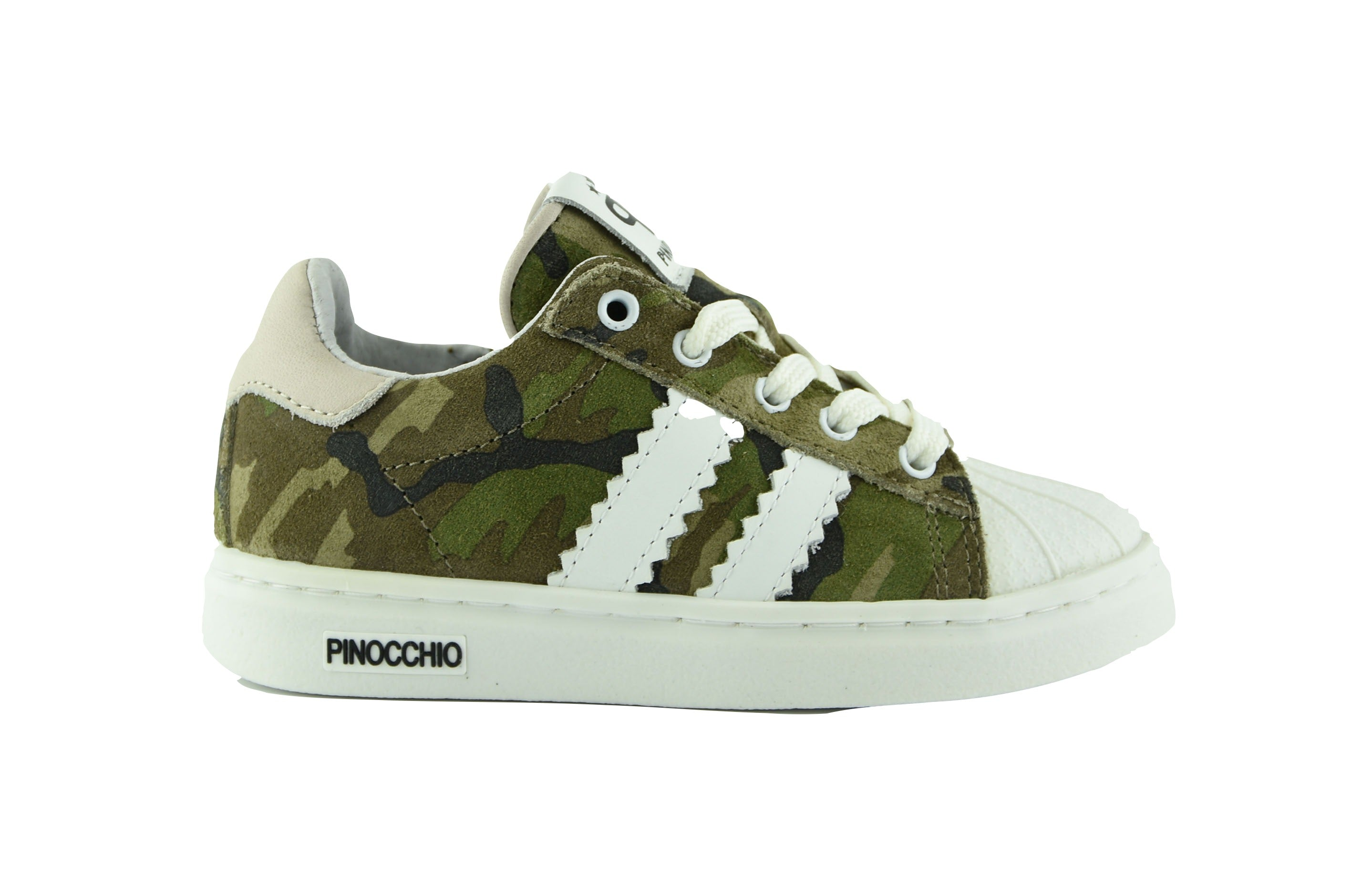 Pinocchio P1834 Army Green