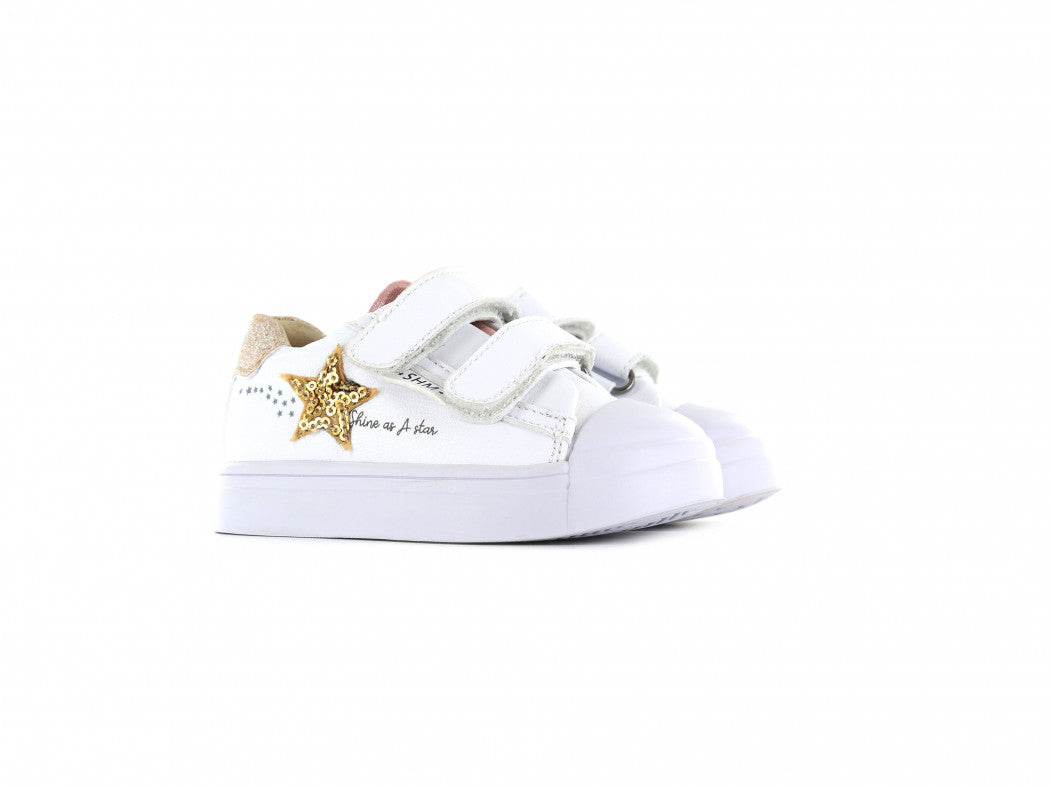 Shoes Me SH21S017B White