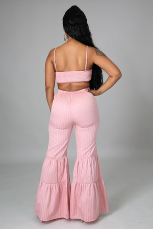 "BKLASSY ""Message Me Jumpsuit"""