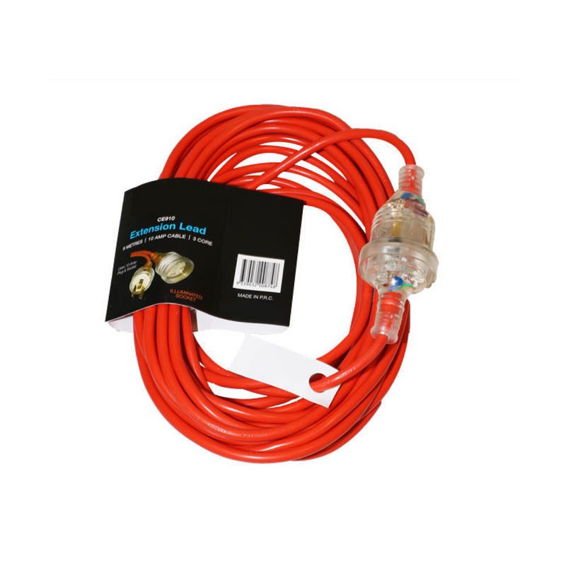Extension Leads 10 Amp 15MT