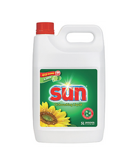 SUN DISH WASHING UP LIQUID SUNSHINE LEMON
