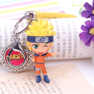 FREE Naruto Action Figure Keychain - LIMITED EDITION
