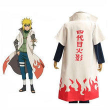 Load image into Gallery viewer, FREE Naruto Fourth Hokage Cloak