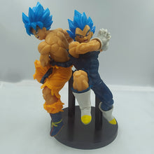 Load image into Gallery viewer, FREE Dragon Ball Anime Goku and Vegeta Action Figure