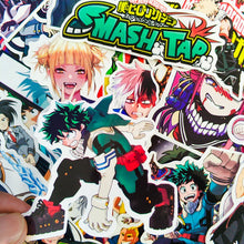 Load image into Gallery viewer, FREE  70pcs My Hero Academia Anime Stickers