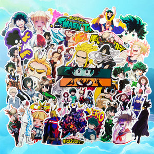FREE  70pcs My Hero Academia Anime Stickers