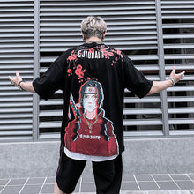 Load image into Gallery viewer, FREE Naruto Hip Hop T-Shirt