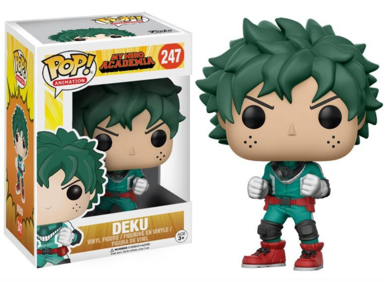 FREE My Hero Academia Anime Chibi Action Figure