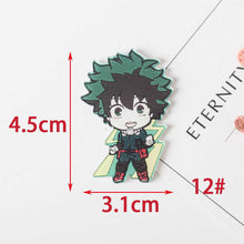 Load image into Gallery viewer, FREE My Hero Academia Anime Chibi Pin