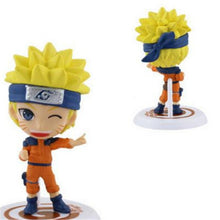 Load image into Gallery viewer, FREE Naruto Shippuden Anime Chibi Action Figure