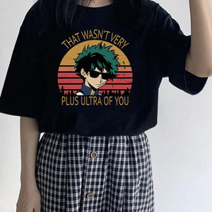FREE My Hero Academia Anime Cool T-shirt