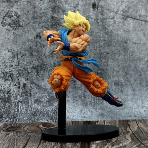 FREE Dragon Ball Anime Goku and Vegeta Action Figure
