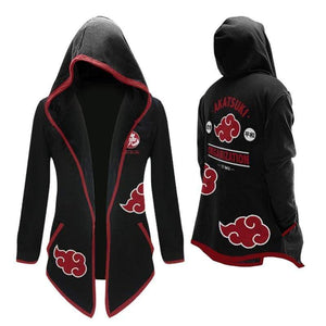 Naruto Shippuden Stylish Hoodie - LIMITED EDITION