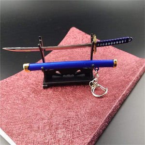 FREE One Piece Sword Keychain