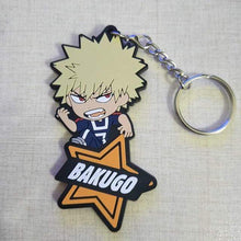 Load image into Gallery viewer, FREE My Hero Academia Cute Keychain
