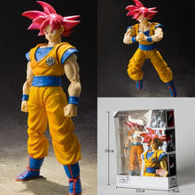 Load image into Gallery viewer, FREE Dragon Ball Anime Action Figure