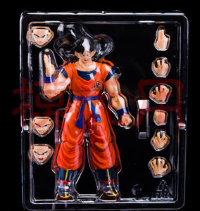 FREE Dragon Ball Anime Action Figure