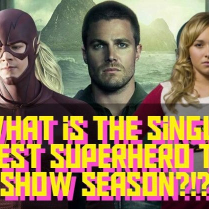 What is the best Superhero TV show?!?!