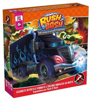 Rush & Bash – Monster Chase - Espansione