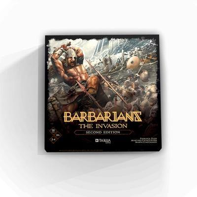 Barbarians - The Invasion - Versione Inglese