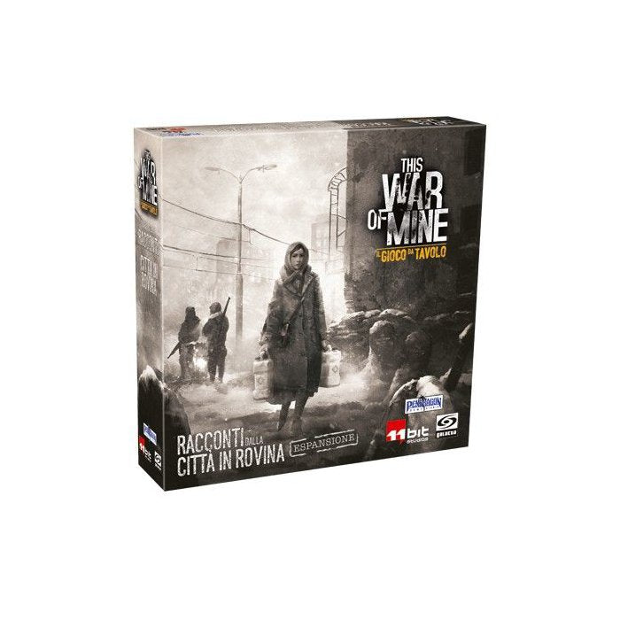 This War of Mine Racconti dalla Città in Rovina
