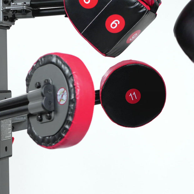 FightMaster By BoxMaster Boxing Punching Bag System