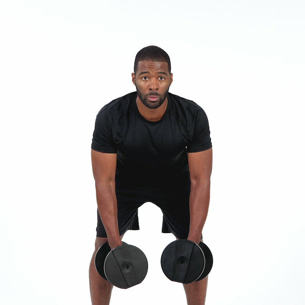 Adjustable Dumbbells & Stand