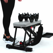 Adjustable Dumbbells & Glute Drive Max Combo Pack
