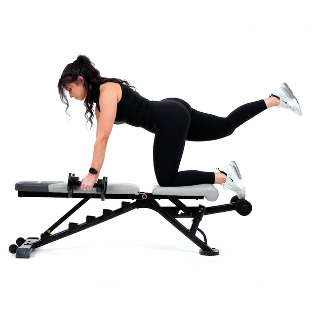 Adjustable Dumbbells & Adjustable Bench UB200 Combo Pack