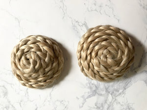 Viking Braid Nipple Pasties