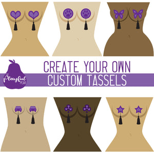 Custom Nipple Tassels