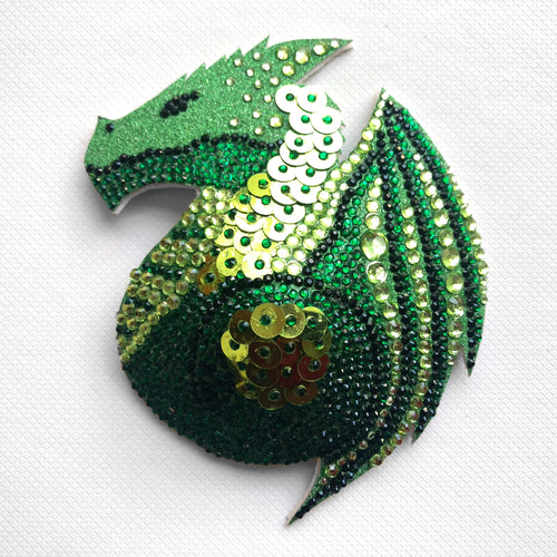 Dragon Nipple Pasties