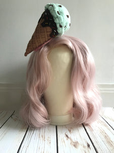 Ice Cream Cone Headpiece