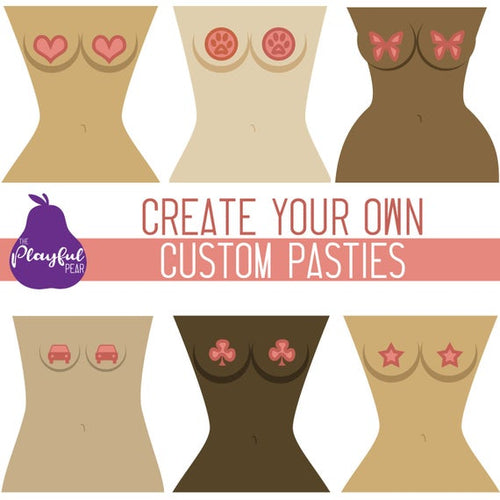 Custom Nipple Pasties