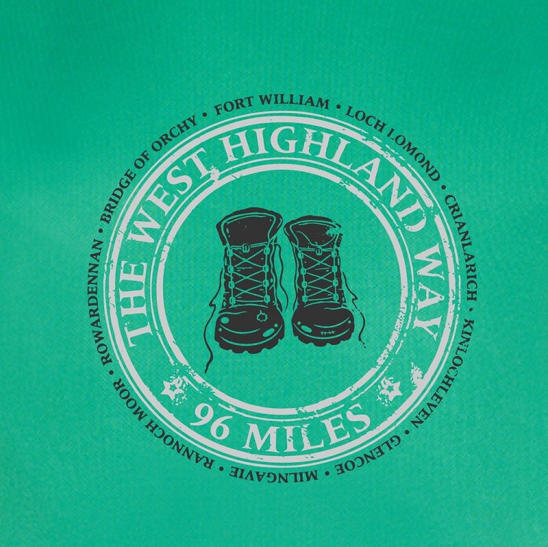 West Highland Way 96 Miles Cool T-Shirt
